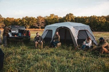 Best 12 Person Tents - The Bushnell Shield Series
