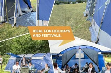 Best Extra Large Family Camping Tents