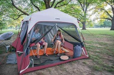best cabin tents