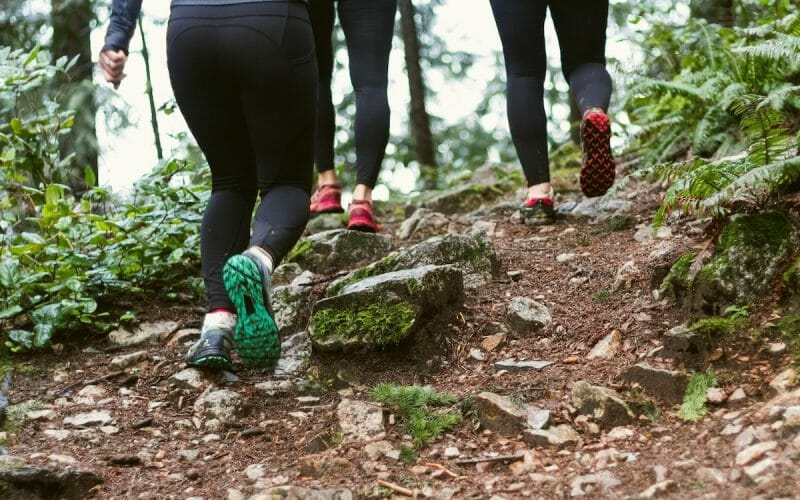 Are Trail Running Shoes Good for Hiking